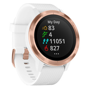 Garmin Vivoactive 3 Rose/Wit