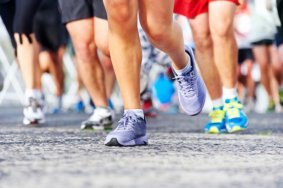 Tip 6: Loop niet op een vastgestelde snelheid