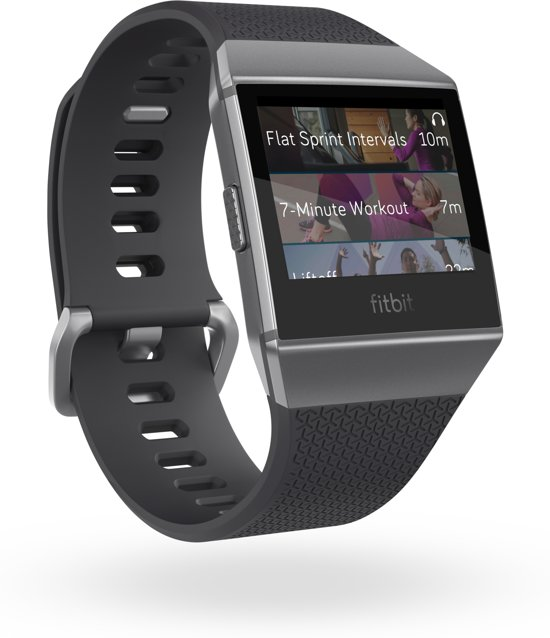 Fitbit ionic workouts