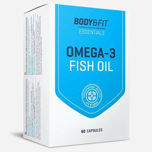 Omega-3 vis olie