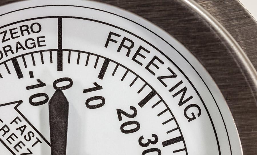 0 graden temperatuur