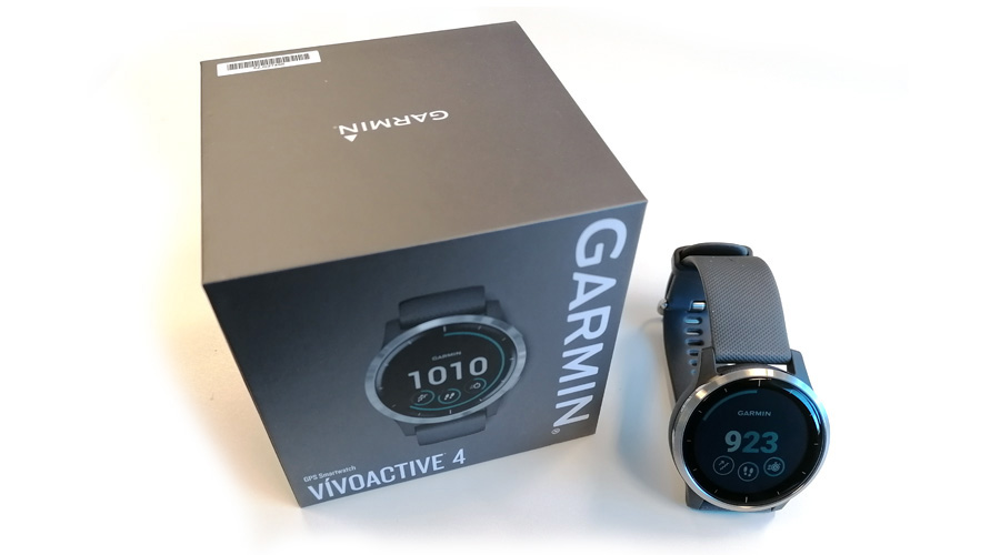 Garmin Vivoactive 4 verpakking