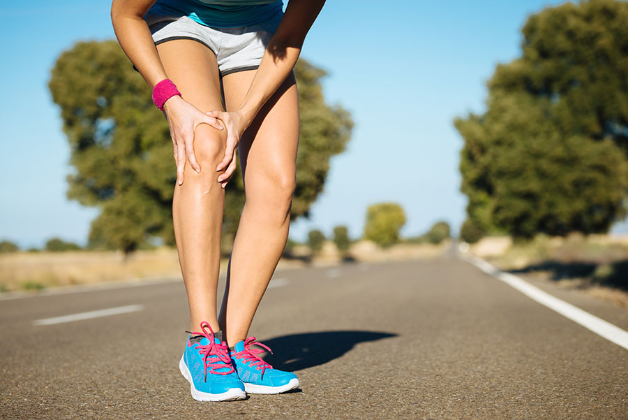 Pijn knie hardlopen