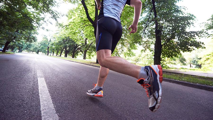 Shin splints hardlopen