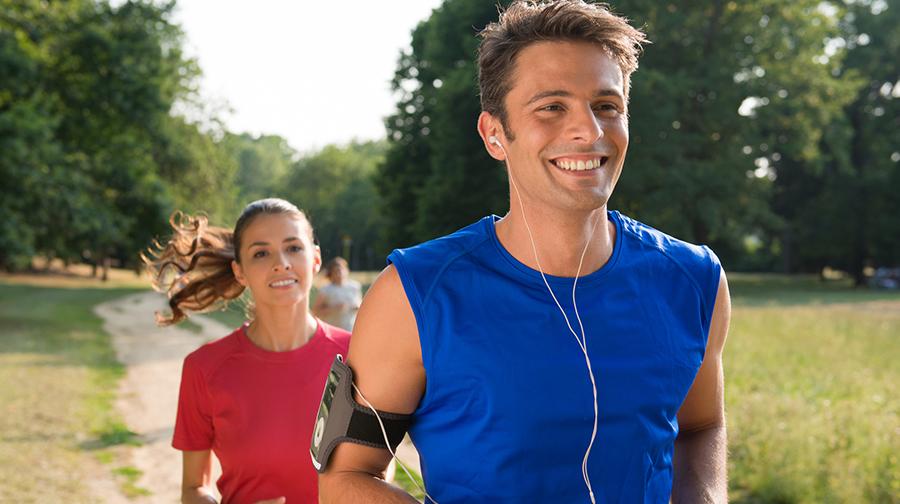 Hardlopen zonder spierpijn