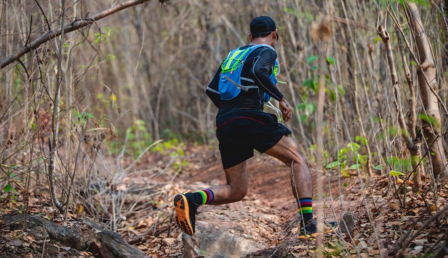 Runningbelt vs rugzak