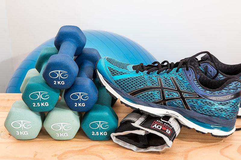 Armstukken voor sporters