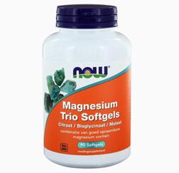 Magnesium trio softgels