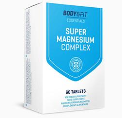 Supercomplex magnesium