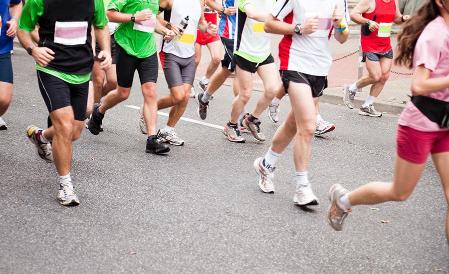 Trainen voor de halve marathon
