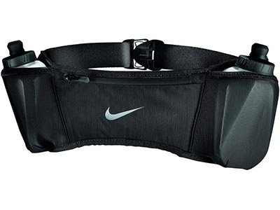 Nike Double Pocket flessenriem 2.0