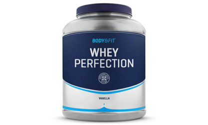 Whey perfection voor hardlopers