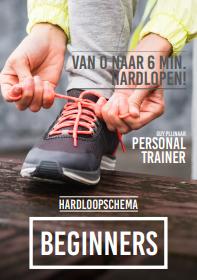hardloopschema beginners