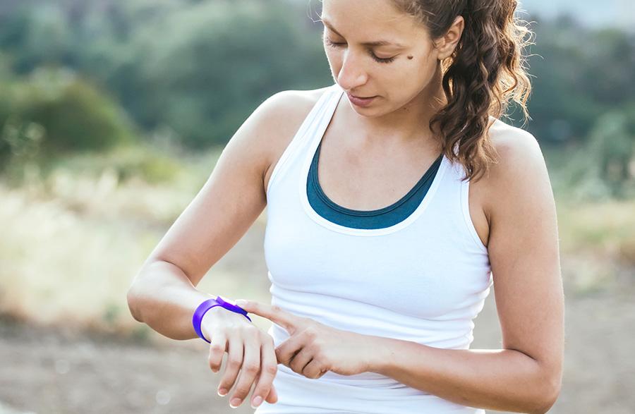 Fitbit stappenteller kopen