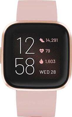 Fitbit Versa 2 Rosé: beste keuze voor betaalbaar comfort