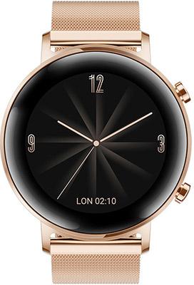 Huawei Watch GT2 Rosé Goud: de beste smartwatch met een authentiek uiterlijk