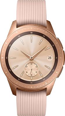 Samsung Galaxy Watch Rosé Goud: de beste keuze als elegantie je 'middle name' is