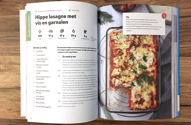 Fitchef Family recept lasagne