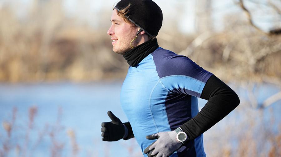 Goedgemutst rennen met de juiste hardloopmuts