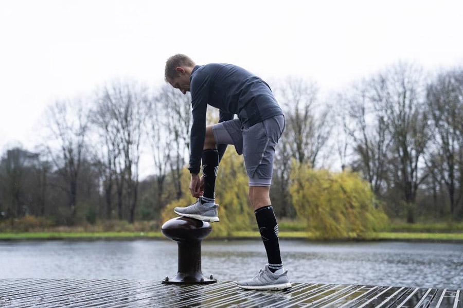 Ze zorgen voor vermindering van spierpijn en blessures tijdens en na het hardlopen