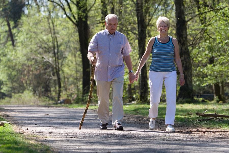 Hoeveel stappen per dag voor senioren?