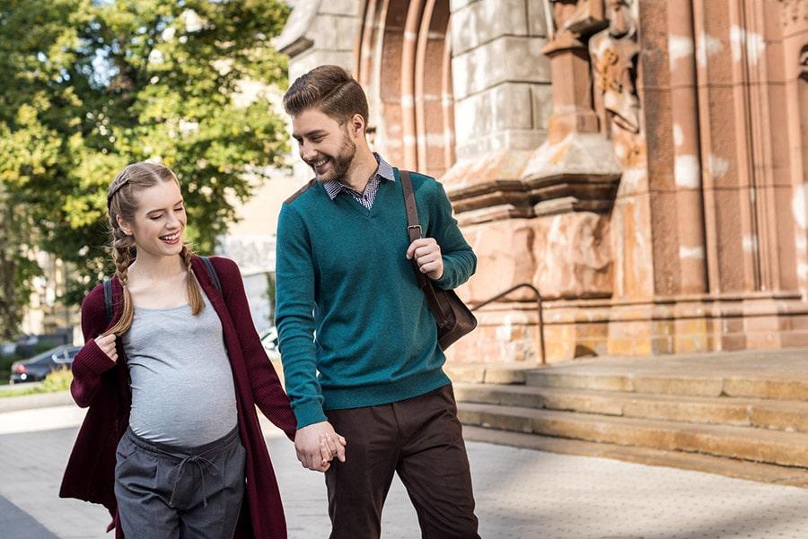 Hoeveel stappen per dag is gezond als je zwanger bent?
