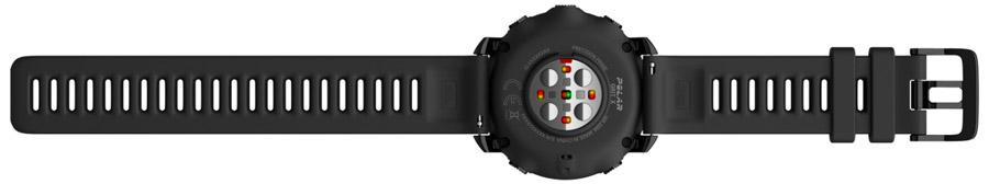 Sporthorloge Polar Grit X Sensoren