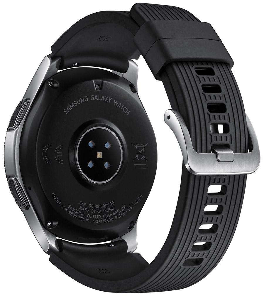 Samsung galaxy watch hartslag